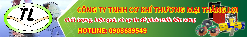 Công ty TNHH Cơ khí thương mại Thắng Lợi.